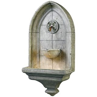 Kenroy Home Canterbury Lighted Wall Fountain   #J3121