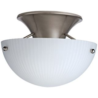 "Elliptis Collection ENERGY STAR 8 3/4"" Wide Ceiling Light   #H9673"