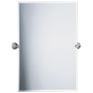 """Gatco Laurel Avenue Nickel  31 1/2"""" High Wall Mirror   #P5354"""