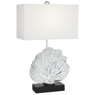 Fan Shell Table Lamp   #V2277