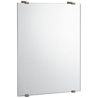"Gatco Bleu 30 3/4"" High Rectangular Wall Mirror   #P6575"