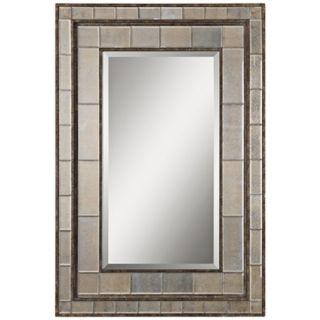 "Uttermost Almont 50"" High Rectangular Framed Wall Mirror   #W2338"