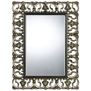 "Ormond 48"" High Rectangular Wall Mirror   #X6931"
