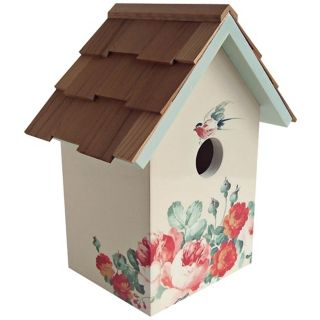 Wood Bird Houses And Feeders