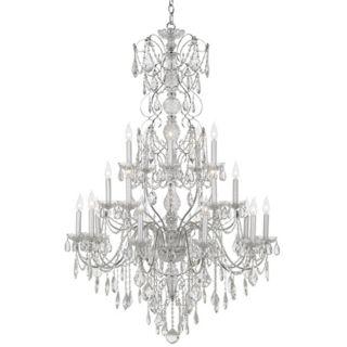 "Schonbek Century Collection 37"" Wide Crystal Chandelier   #09473"