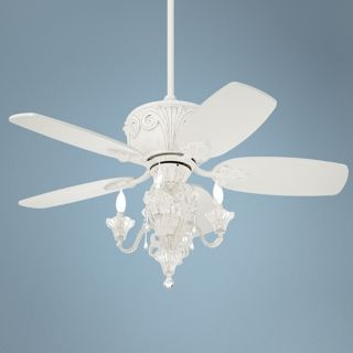 Image Result For Casa Deville Antique White Ceiling Fan With Light