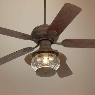 """52"""" Casa Vieja Rustic Indoor/ Outdoor Ceiling Fan   #53438 24789 24860"""