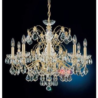 "Schonbek Century Collection 30"" Wide Crystal Chandelier   #82051"