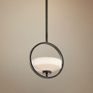 "Kichler Olsay 8 1/4"" Wide Olde Bronze Mini Pendant Light   #X4663"