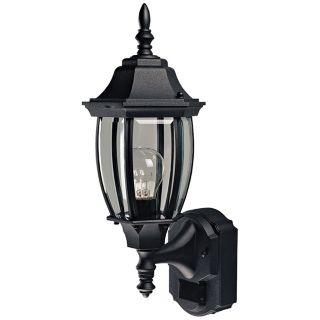 Alexandria Black ENERGY STAR Outdoor Wall Light   #H7004