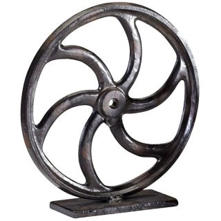 Bronze Gear Sculpture #2   #U6995
