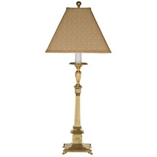 Brass   Antique Brass, Traditional, Metal Table Lamps