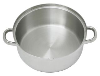 11.5Qt Stainless Steel Steam Juicer REPLACEMENT BOILER PAN VKP1047 1