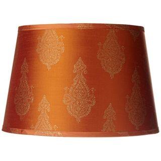 Orange Lamp Shades