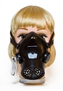 Steam Punk Cyber Gas Mask from Poizen Industries