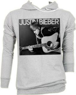 Justin Bieber Teen Pop Icon Tees Hoodie Jumper s M L