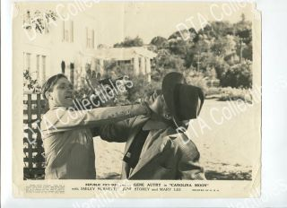 Carolina Moon 8x10 Promotional Still Gene Autry Western FN
