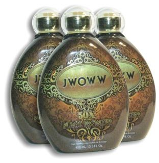 Australian Gold Jwoww 50x Black Bronzer Jersey Shore Tanning Bed