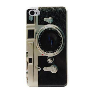Carcasa Retro de Cámara de Fotos para el iPhone 4S (Varios Colores