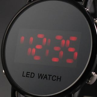 red light led wrist watch black 00203729 177 write a review usd usd