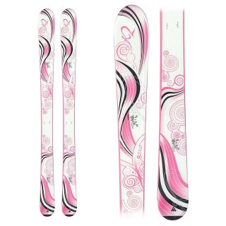 K2 Luv Bug Girls Skis 2009 100cm 2009 New