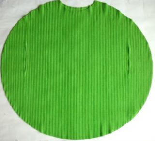 Norvel Issey Miyake Pleats Please Circle Dress Shirt