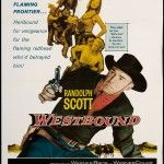 Westbound 1959 Original U s One Sheet Movie Poster