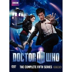 Doctor Who The Complete Fifth Series 5 Five New DVD