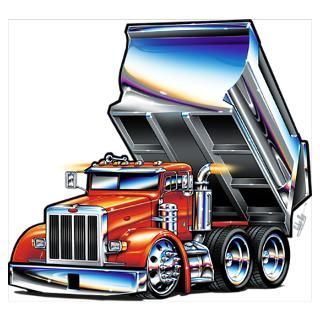 Wall Art > Posters > Peterbilt 357 Poster
