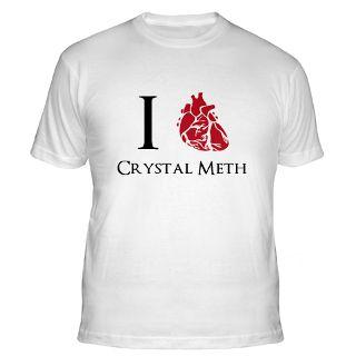 Love Crystal Meth Gifts & Merchandise  I Love Crystal Meth Gift