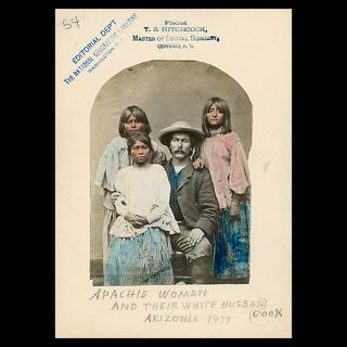 National Geographic Art Store > American West > Apache women with
