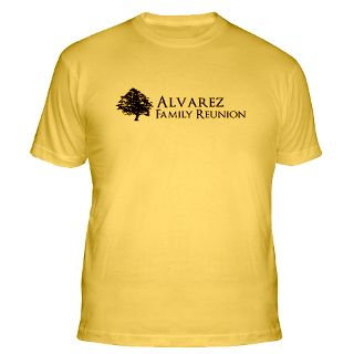 Alvarez Family Reunion Gifts & Merchandise  Alvarez Family Reunion