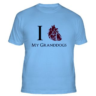 Love My Granddogs Gifts & Merchandise  I Love My Granddogs Gift
