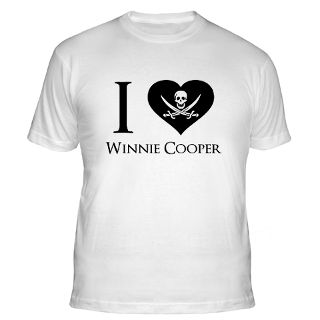 Love Winnie Cooper Gifts & Merchandise  I Love Winnie Cooper Gift