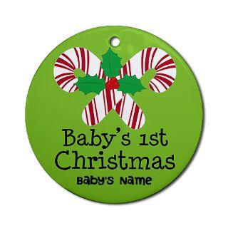 1St Christmas Gifts  1St Christmas Home Decor  Babys 1st