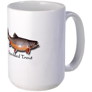 Speckled Trout Mugs  Buy Speckled Trout Coffee Mugs Online