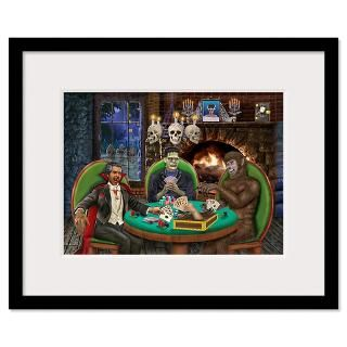 Dogs Playing Poker Framed Prints  Dogs Playing Poker Framed Posters