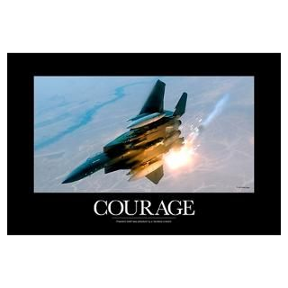 Wall Art > Posters > Military Poster: An F 15E Strike