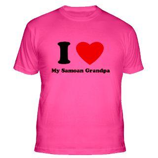 Love My Samoan Grandpa Gifts & Merchandise  I Love My Samoan