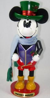 2007 Signed Karla Steinbach Disneys Mickey Mouse Nutcracker