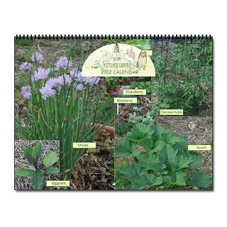 Alster Kitchen Garden 2013 Wall Calendar 2013 by Alster_Kitchen_Garden
