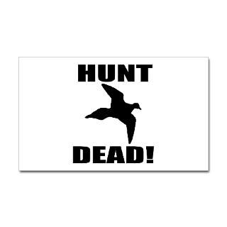 Dove Hunting Stickers  Car Bumper Stickers, Decals