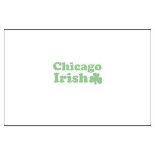 size 13 3 x 11 7 view larger chicago irish large poster $ 23 39 qty
