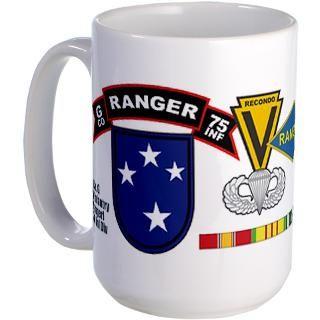 Vietnam Ranger Unit Mugs  A2Z Graphics Works