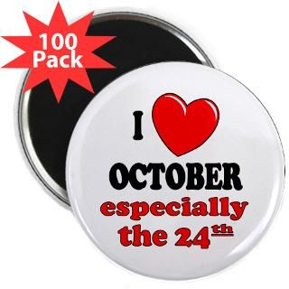24 Birthday Magnet  Buy 24 Birthday Fridge Magnets Online