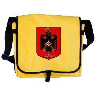 Masonic 33rd Degree Messenger Bag > Masonic Apron/Messenger/Laptop