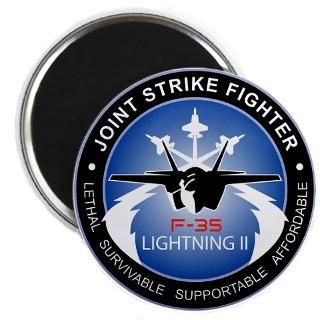 Gifts  Kitchen and Entertaining  JSF Lightning II F 35 Magnet