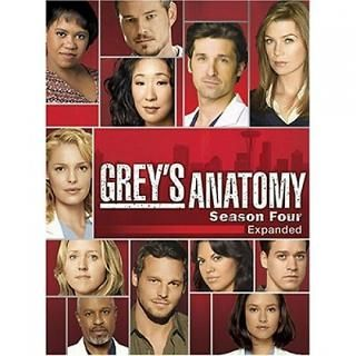 grey s anatomy the complete fourth season dvd $ 39 99