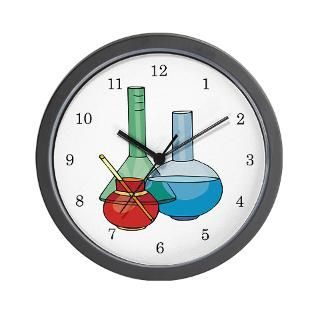 Lab Tech Medical Technologist Wall Clock for $18.00