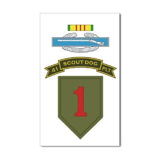 Scout Dogs & Combat Trackers Vietnam stickers  A2Z Graphics Works